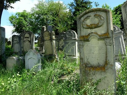 Jewish Cemetery 20
