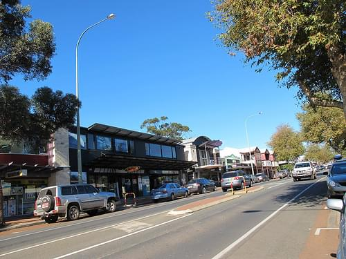 Margaret River, On the Road 1