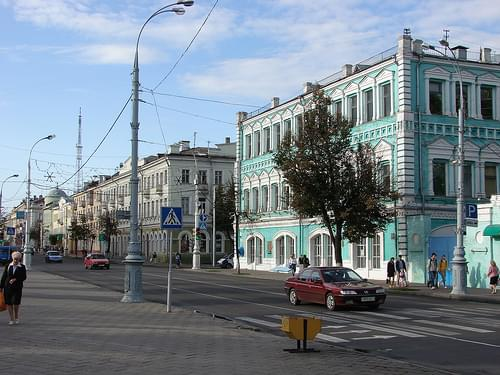 Historic Center, Gomel