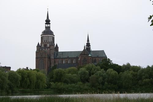 St. Mary's church, Stralsund