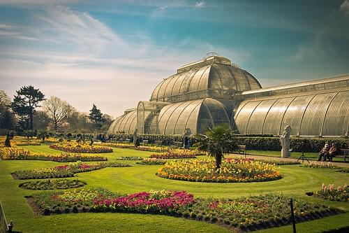 Royal Botanic Gardens, London