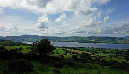 Lough Derg in the Summer 1