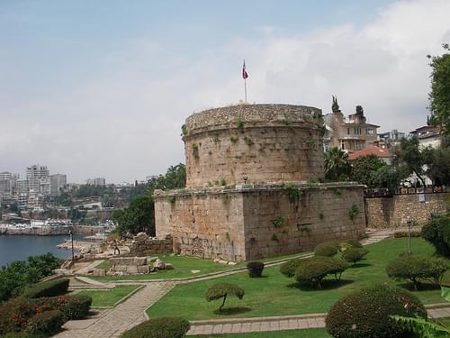 Hidirlik Tower