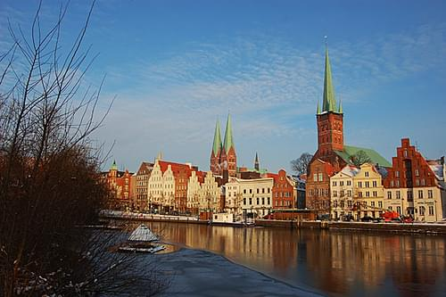 St. Jacob's Church, Lubeck