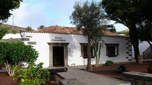 Betancuria 09 Museo Arqueológico