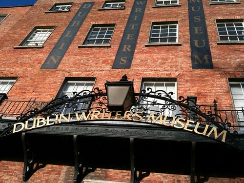 Writers Museum Dublin