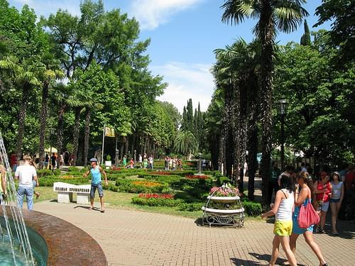 Сочи: Парк