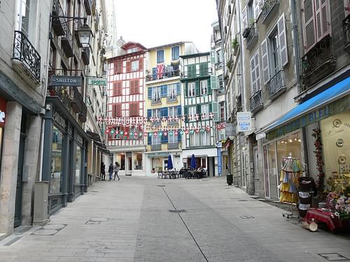 Old Town, Baiona