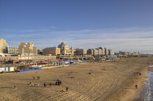 Scheveningen and The Kurhaus (The Hague)