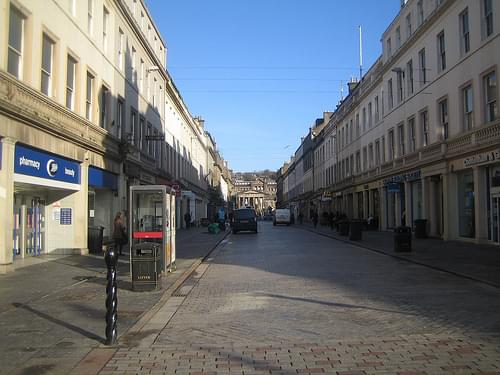 Historic Center, Dundee