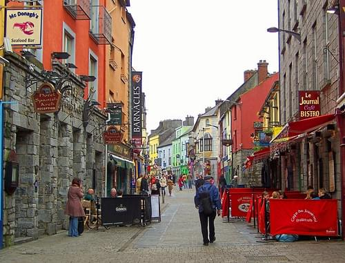 Historic Center, Galway