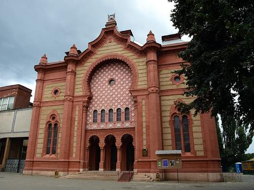 Uzhhorod Synagogue