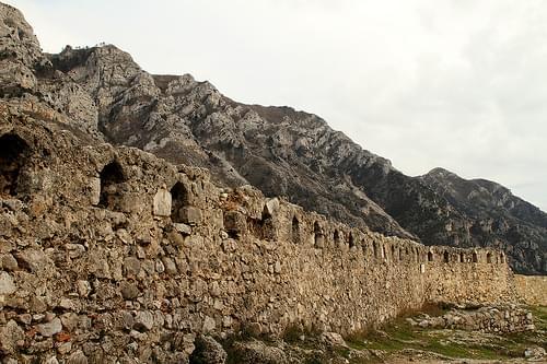 Krujë (Kruja) Castle, Albania