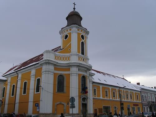 Schimbarea la Fata (Transfiguration) Cathedral, Cluj