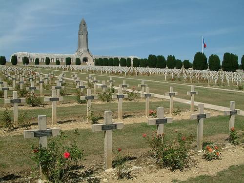 Ossuaire de Douaumont - Verdun regio
