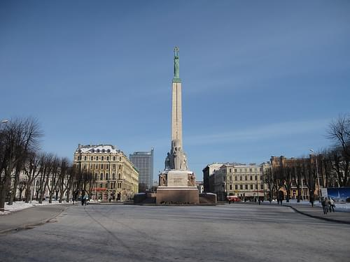 Freedom Monument - Riga