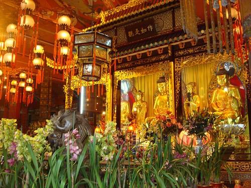 Hong Kong - Po Lin Monastery