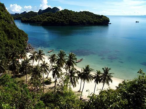 Mu Ko Ang Thong หมู่เกาะอ่างทอง 3