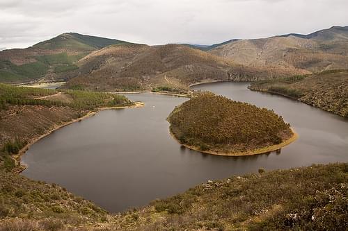 Las Hurdes - Meandro III