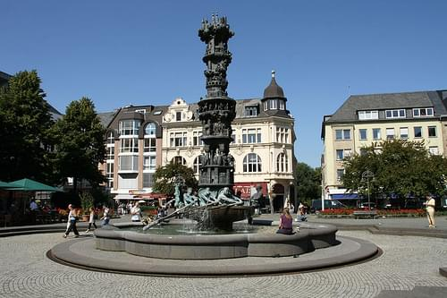 Historic Center, Koblenz