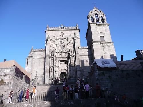 Basílica de Santa María la Mayor - Pontevedra