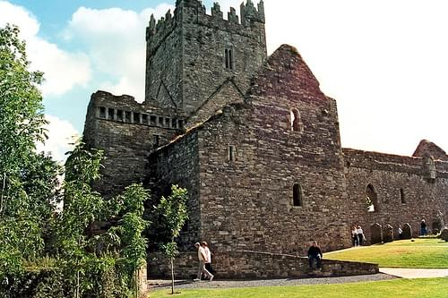 Jerpoint Abbey -Kilkenny-