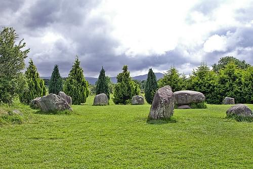Knocknakilla Stone Circle
