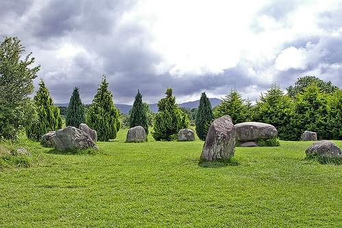 2007 Ireland Kenmare Stone Circle 009