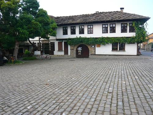 Old School, Tryavna