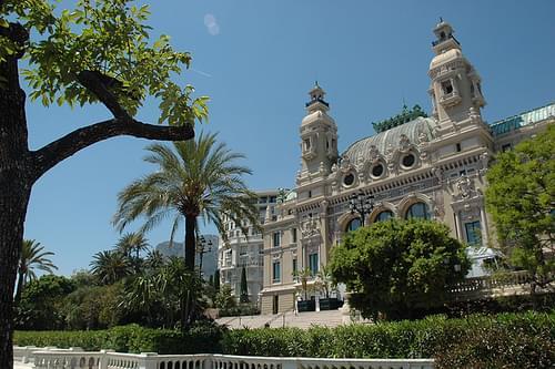 Opéra de Monte-Carlo ~ Salle Garnier