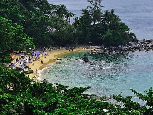 Laem Sing Beach - Phuket, Thailand