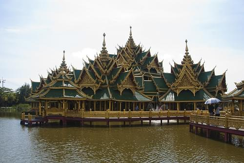 Pavillion of the Enlightened