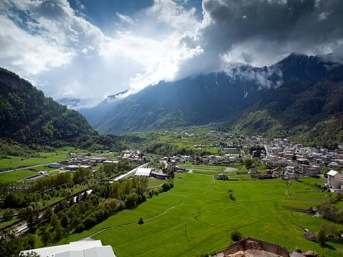 Sondalo, Valtellina Italy