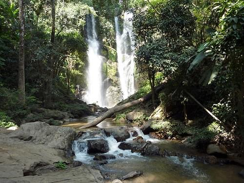Mork-Fa Waterfall, Thailand