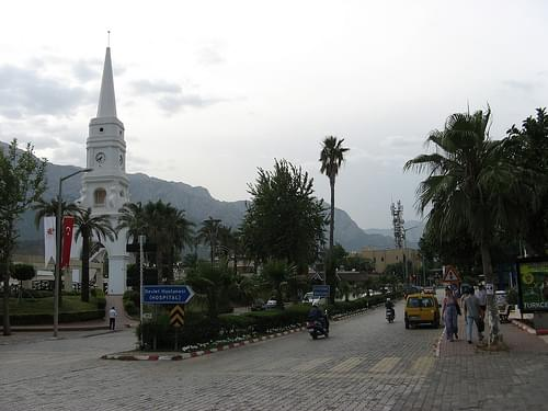 Historic Center, Kemer