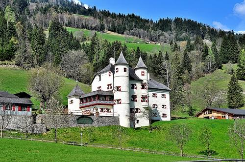 Bad Hofgastein Castle and Restaurant