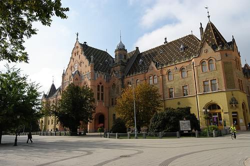 Town Hall, Kecskemét - Hungary