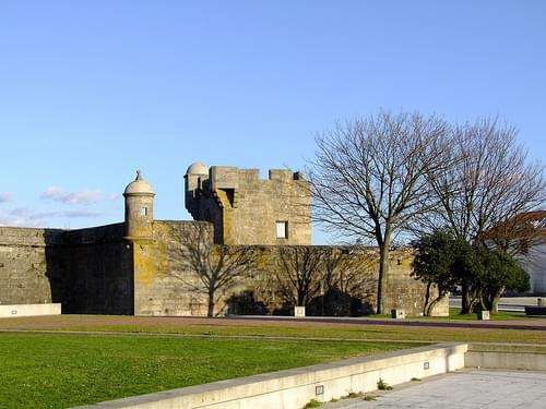 Fort of Santiago da Barra, Viana do Castelo