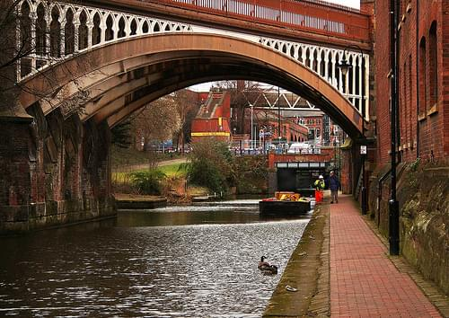 Castlefield Heritage Park, Manchester