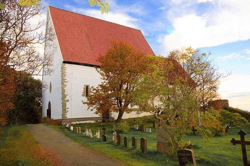 Trondenes Church, Harstad, Norway (Ca. 1200-1300 AD)