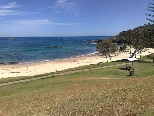 Beach, Port Macquarie
