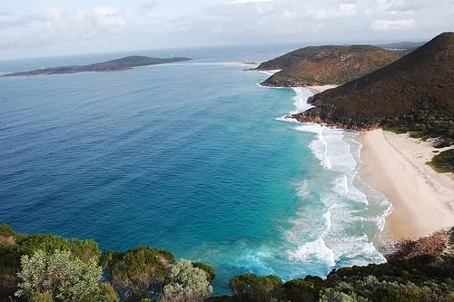 Port Stephens, Tomaree National Park