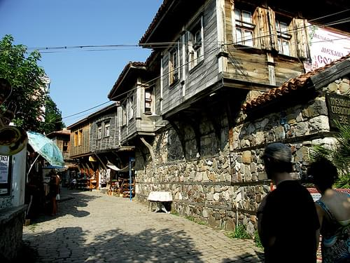 Historic Center, Sozopol
