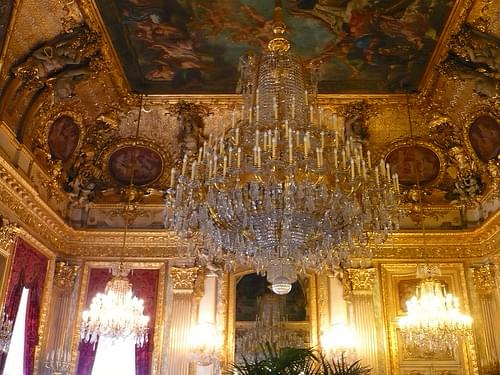 Grand Salon of Appartements Napoleon III