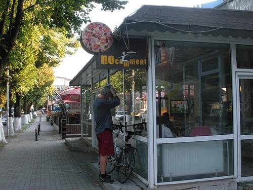 Pizza No Comment, Curtea des Arges, Romania