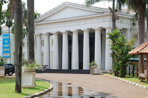 Museum of Fine Arts and Ceramics, Jakarta