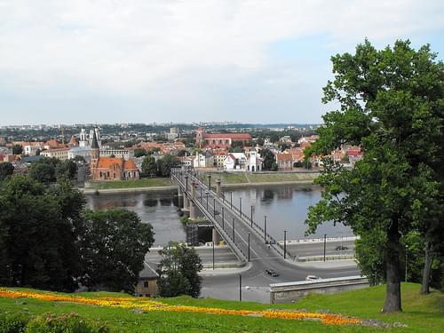 Vytauto Didžiojo Tiltas, Kaunas