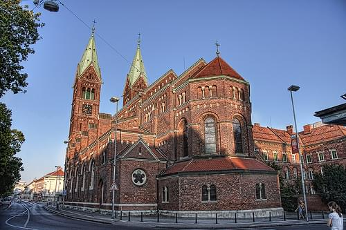 Basilica of Our Mother of Mercy, Maribor
