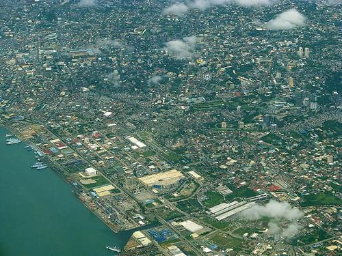 Cebu City Reclamation Area