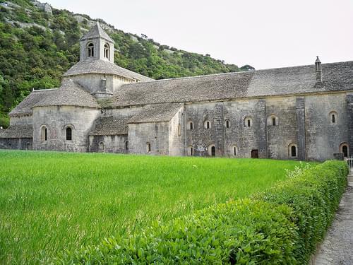 Abbaye de Sénanque, France  - by daniel70mi